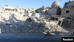 Алеппо, 31 августа 2016