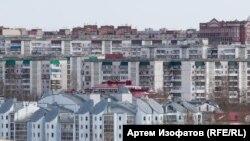 Томск современный
