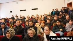 Администрация Казани встречается с родственниками погибших при пожаре