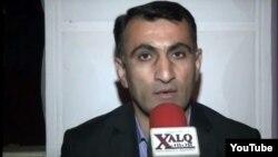 Müsavat Partiyasının Masallı təşkilatının sədri Xasay Fərzulla