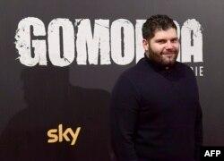 "Салваторе Еспозито, който играе мафиотския бос Дженаро Савастано в сериала ""Гомор"""