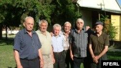 Umirovljenici, ostali bez mirovine. Foto: Drago Hedl.