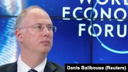 Kirill Dmitriyev, chief executive officer of the Russian Direct Investment Fund