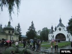 Георгієвський монастир. Берестечко