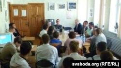 Праваабарончы форум у Берасьці.