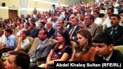 مهرجان لالش الخاص بـالأيزيديين (الارشيف)