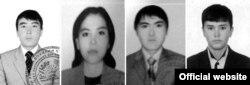 Четверо детей Хамзы Турабекова