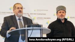 Рефат Чубаров һәм Ленур Ислямов