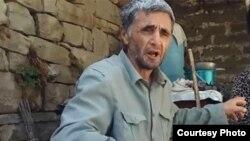 Рамазан Джалалдинов, живший в селе Кенхи в Чечне.