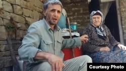 A resident Kenhi Dzhalaldinov Ramazan