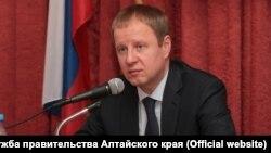 Виктор Томенко, губернатор Алтайского края
