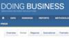 «Doing Business» hesabatında Azərbaycan iri addımlarla geriyə gedir