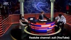 """Političko-satirički magazin """"Montirani proces"""""""