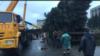 Un membru PSRM a postat pe Facebook de la presupusa operațiune a tăierii bradului nou instalat deprimărița interimară Silvia Radu în centrul Chișinăului (VIDEO)
