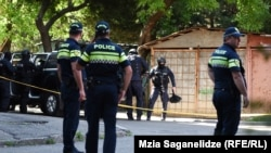 Полиция Грузии. Иллюстративное фото