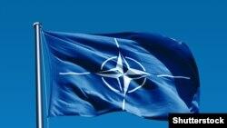 Zastava NATO, ilustrativna fotografija