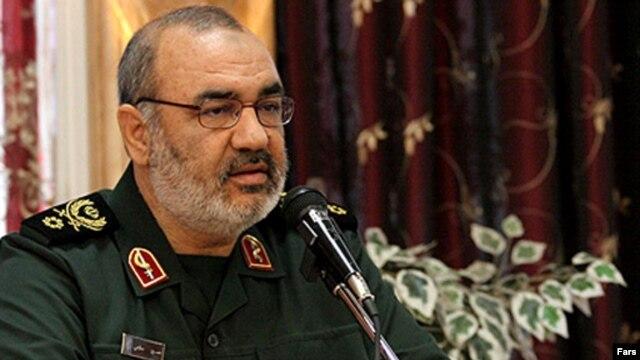 حسین سلامی، جانشين فرمانده سپاه پاسداران
