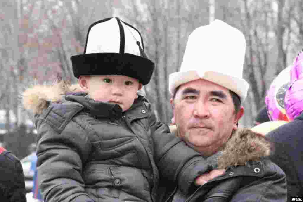 В честь кыргызского калпака #20