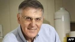 Israeli chemist Daniel Shechtman