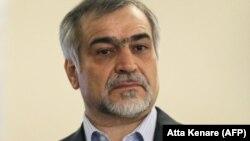 Хосеин Ферејодун, помладиот брат на иранскиот претседател Хасан Рохани