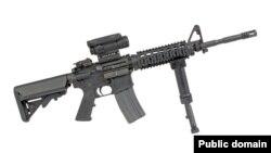Автоматическая винтовка M4