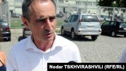 Председатель партии «Свободных демократов» Шалва Шавгулидзе