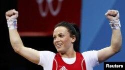 Jocurile Olimpice de la Londra 2012 - Cristina Iovu