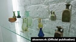 Коллекция артефактов ФСБ в Крыму