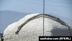 Turkmenistan. Mountain of Cotton