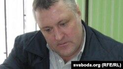 Белорусский правозащитник Леонид Судаленко.