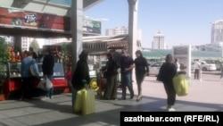 Aşgabat, oktýabr, 2020