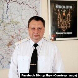 Віктор Ягун, генерал-майор, заступник голови СБУ із березня 2014-го по червень 2015 року