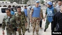 Misioni i OKB-së në Homs të Sirisë