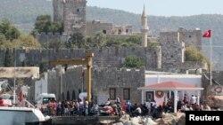 Місто Бодрум у Туреччині, ілюстративне фото