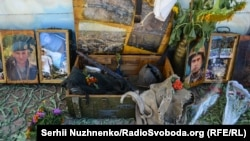 Пам'ять загиблих та зниклих безвісти бійців, учасників подій під Іловайськом у серпні 2014 року, вшановували у Києві 28 серпня 2016 року