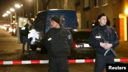 Берлинның көньягында террорга катнашы булучыларны эзләү
