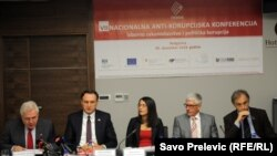 Sa konferencije o borbi protiv korupcije