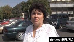Almatynyň ýaşaýjysy