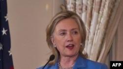 Ҳилларӣ Клинтон, вазири корҳои хориҷии Амрико
