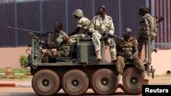 شبهنظامیان سهلهکا در پایتخت