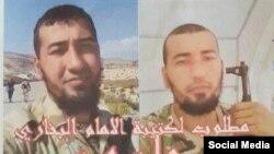 После убийства главаря отряда имени имама «Аль-Бухари» Шейха Салахуддина (Акмаля Джурабаева) в Сети были распространены его фотографии, на которых он запечатлен в военной форме.