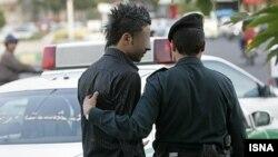 پلیس امنیت اخلاقی در تهران