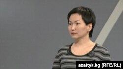 Эльмира Ногойбаева, глава аналитического центра «Полис Азия».
