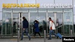 Ілюстраційне фото. Аеропорт «Бориспіль»