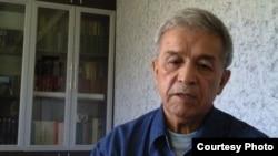 Узбекский писатель Мамадали Махмудов (Эврил Турон).