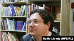Александр Иличевский поделился с Радио Свобода впечатлениями о Московской международной книжной выставке