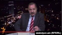 ՀՅԴ խորհրդարանական խմբակցության քարտուղար Աղվան Վարդանյանը:
