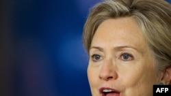 Sekretarja amerikane e Shtetit, Hillari Klinton.
