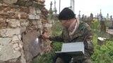 Belarus cemetery search grab