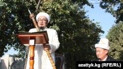 Муфтий Чубак ажы Жалилов, Бишкек, 10 сентября 2010 года.